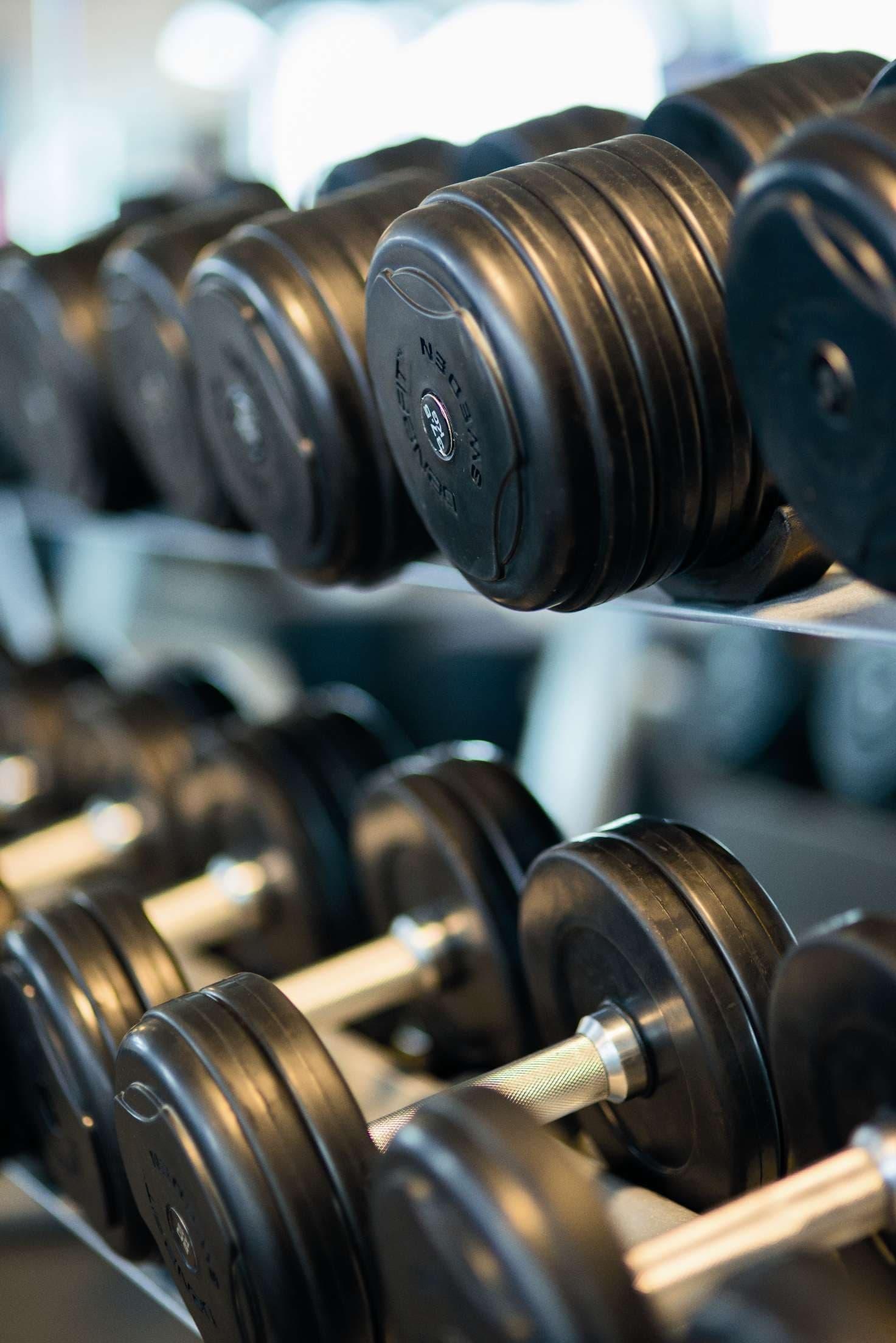 Gym träning